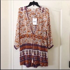 NWT Spell and the Gypsy - Gypsy love romper